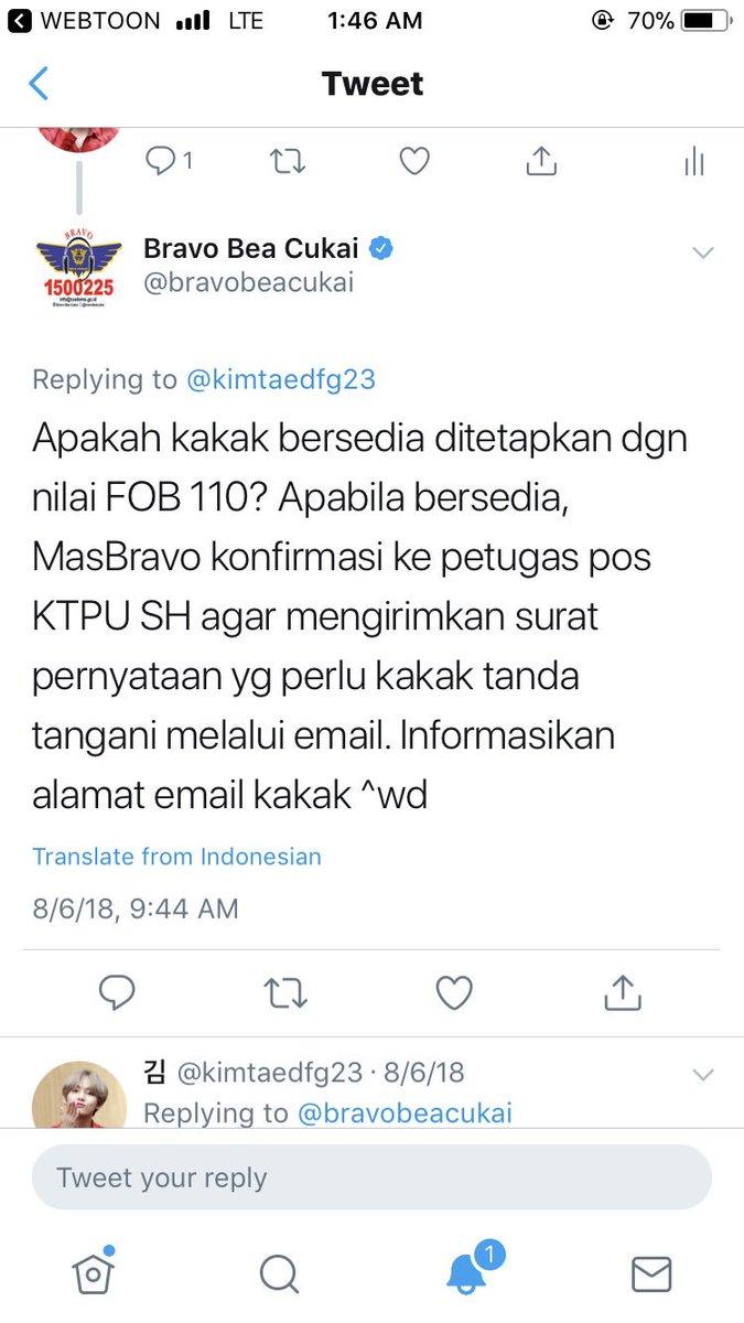 Bravo Bea Cukai On Twitter Apakah Kk Memiliki Dokumen2