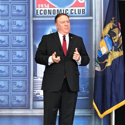 A growing American economy acts as a beacon to other struggling economies, empowering its citizens through lower taxes, less bureaucracy & support for individual enterprise.
