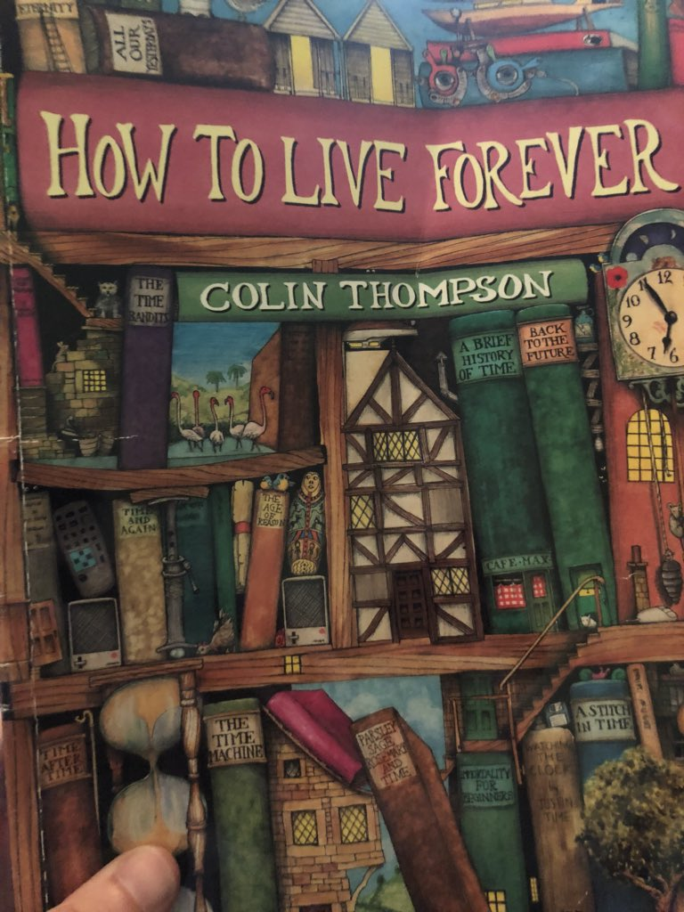 how to live forever thompson colin