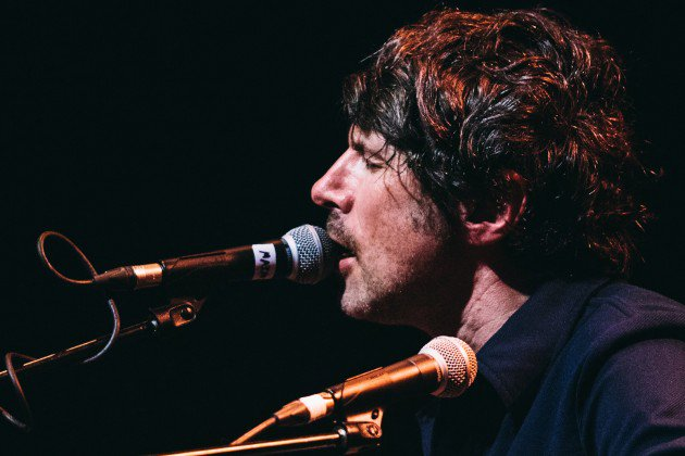 Gruff Rhys played 'Babelsberg' with an orchestra in Wales (pics, setlist) https://t.co/fi8fiYe32q https://t.co/KsZvr9fCQu