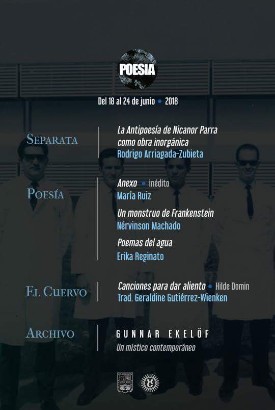 test Twitter Media - RT @poesiaUC: Esta semana en POESIA https://t.co/GODv3JLXiR https://t.co/eW3Rm9oJiY