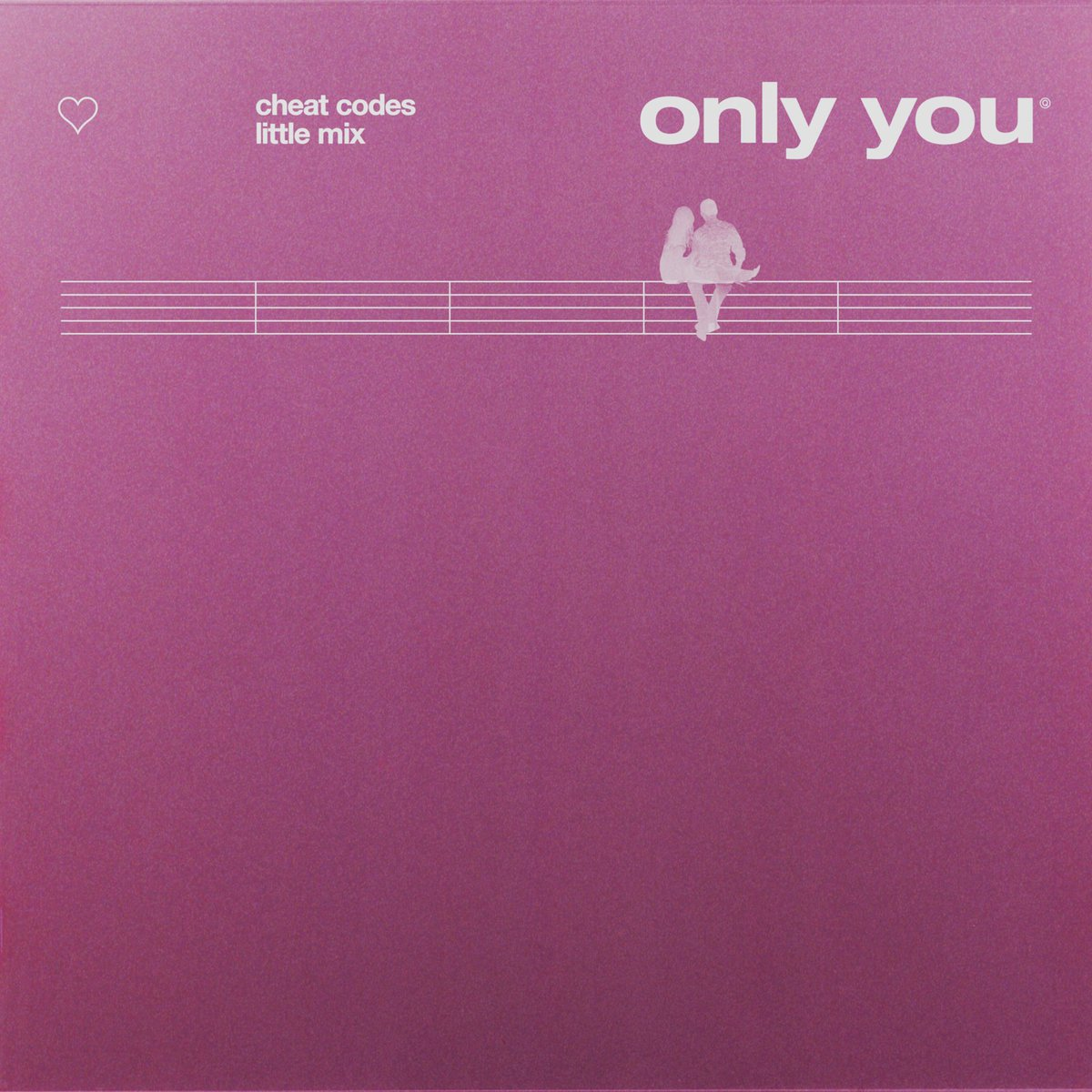 We are so excited for this one! @CheatCodesMusic x Little Mix #OnlyYou is coming THIS FRIDAY! 22.06.18 🧜♀️ Are you ready? xx the girls xx