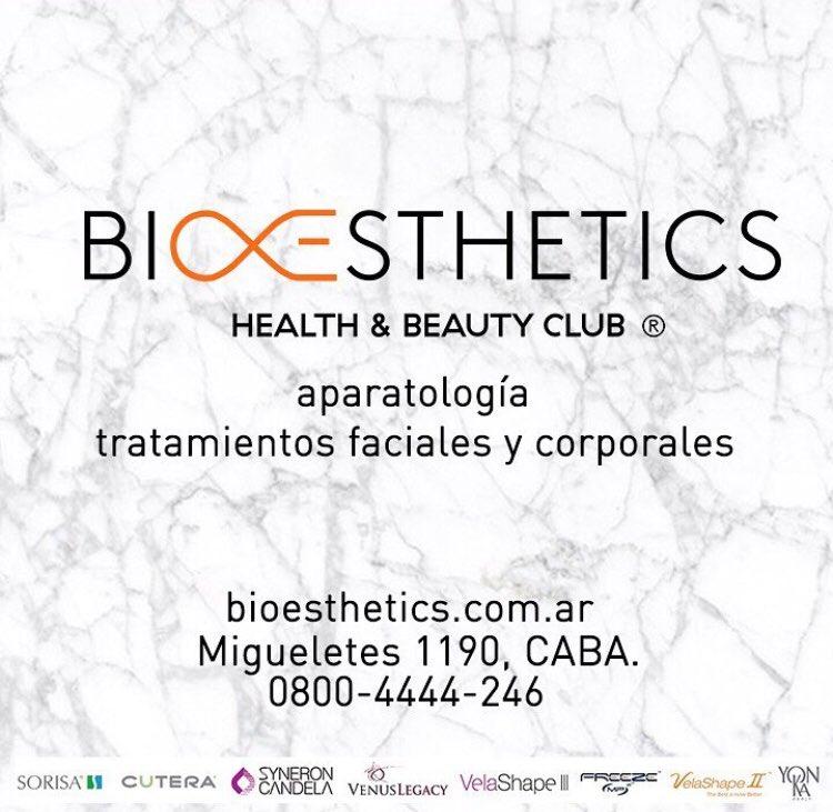 los lunes son menos lunes en @VosSiempre #Bioesthetics 👩🏻⚕️👩🏼🔬🧖🏼♀️🙌🏻🙏🏻💙 https://t.co/xKErmDSq8B