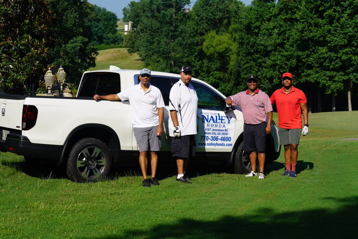 On Saturday, Nalley Honda Was A Hole Sponsor For The Krimson Community  Foundation Inc. Annual Golf Tournament. It Was An Honor To Be A Part Of  Such A Great ...
