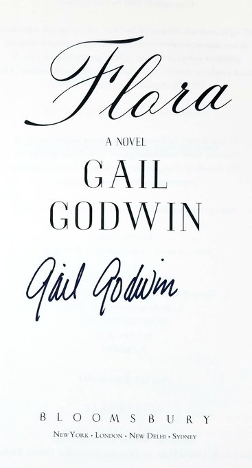 Happy Birthday to Gail Godwin!