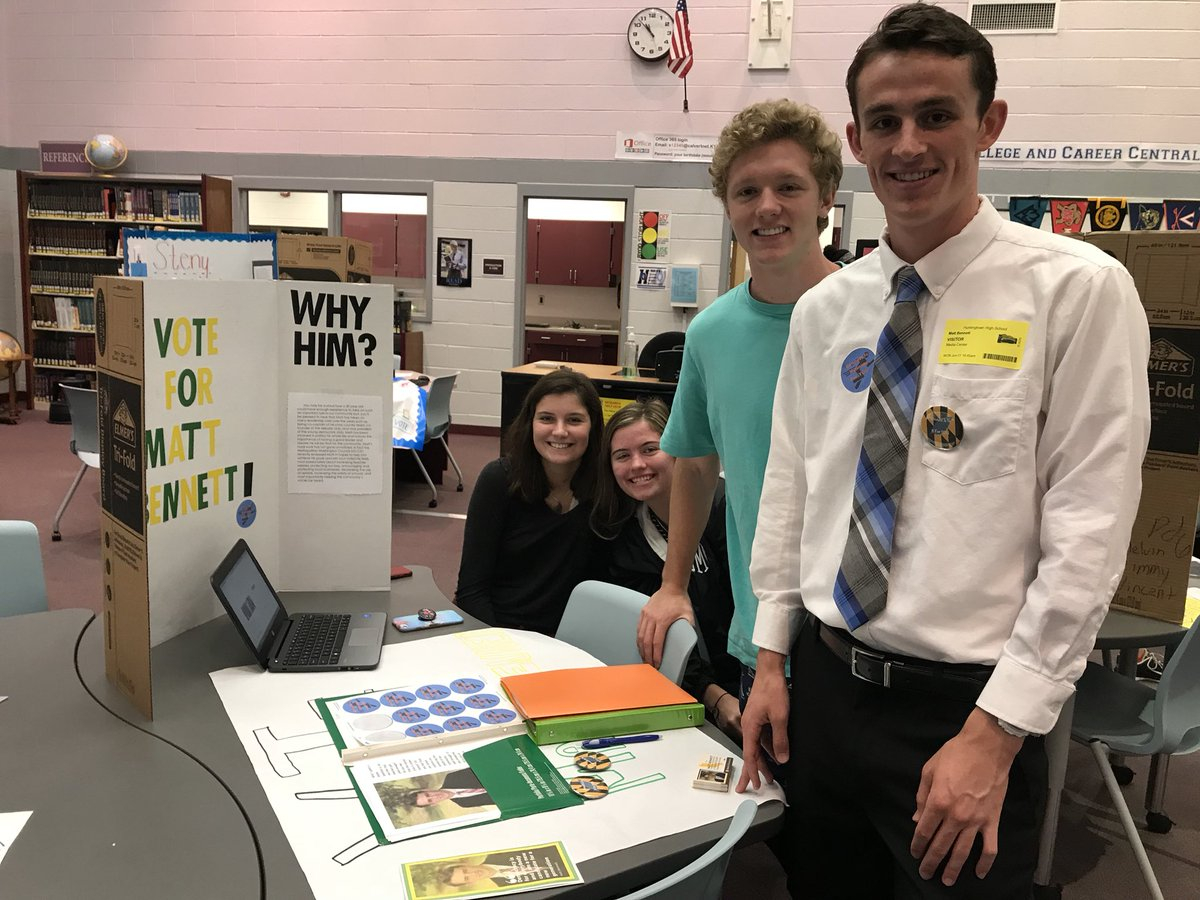 Huntingtown high on twitter meet the candidates ap government huntingtown high on twitter meet the candidates ap government students host local state politicians htownhsmedia after researching their primary m4hsunfo