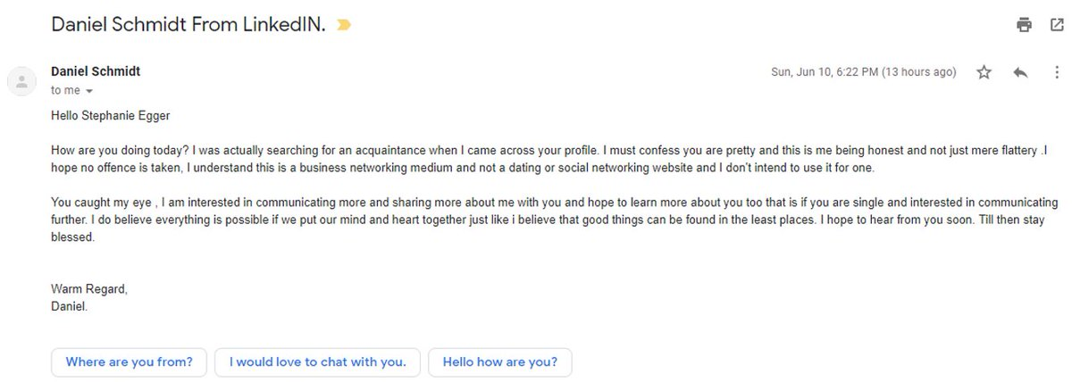gmail dating site