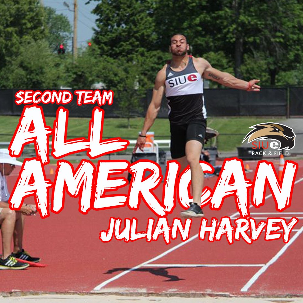 Siue Cougars On Twitter Icymi Julian Harvey Wrapped Up His