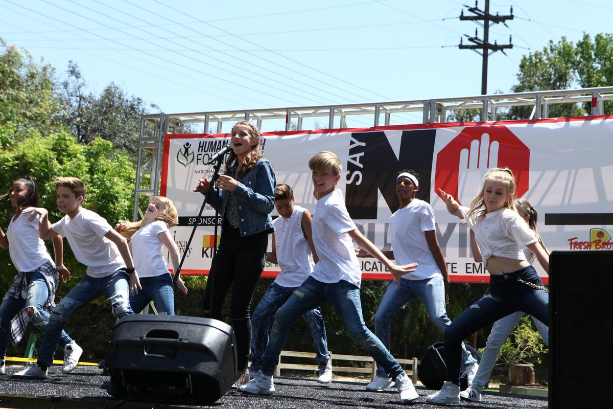Say no bullying on twitter mark your calendar october 14 2018 park in los angeles details at httpsaynobullying empowerment messages live entertainment display booths food celebrity meet greet m4hsunfo