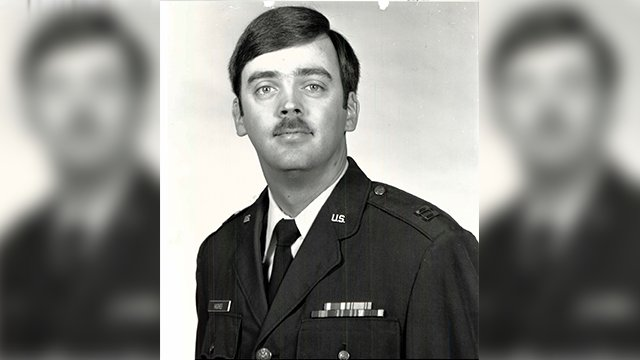 Missing air force officer found 35 years after disappearance