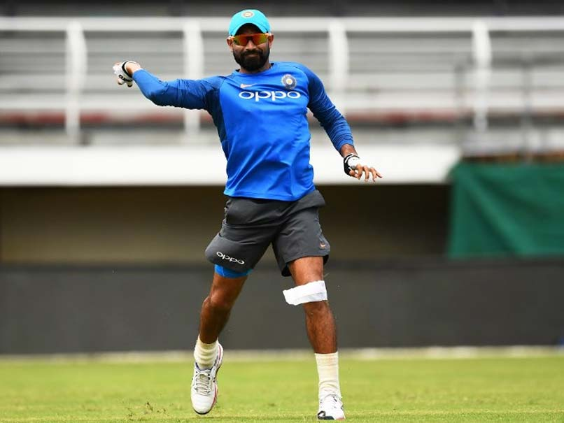 IND vs AFG 2018: Mohammed Shami Fails Yo-Yo Test; Ruled Out of Afghanistan Game 2