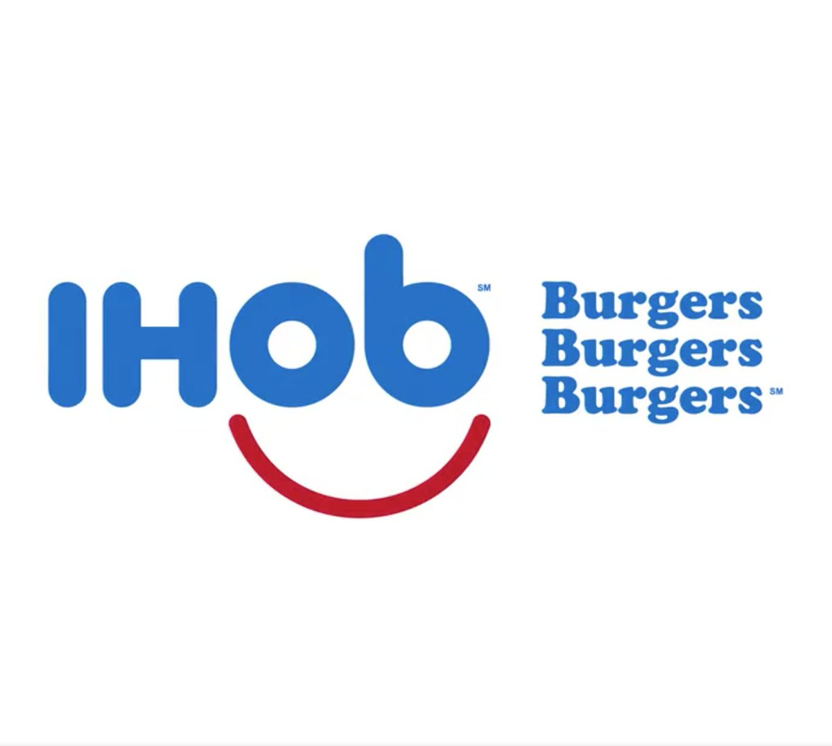 The wait is over. @IHOb just revealed what the 'b' in its new name stands for: Burgers https://t.co/phoLrE0cuZ
