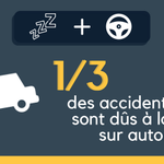 Image for the Tweet beginning: #prevention Le manque de #sommeil réduit