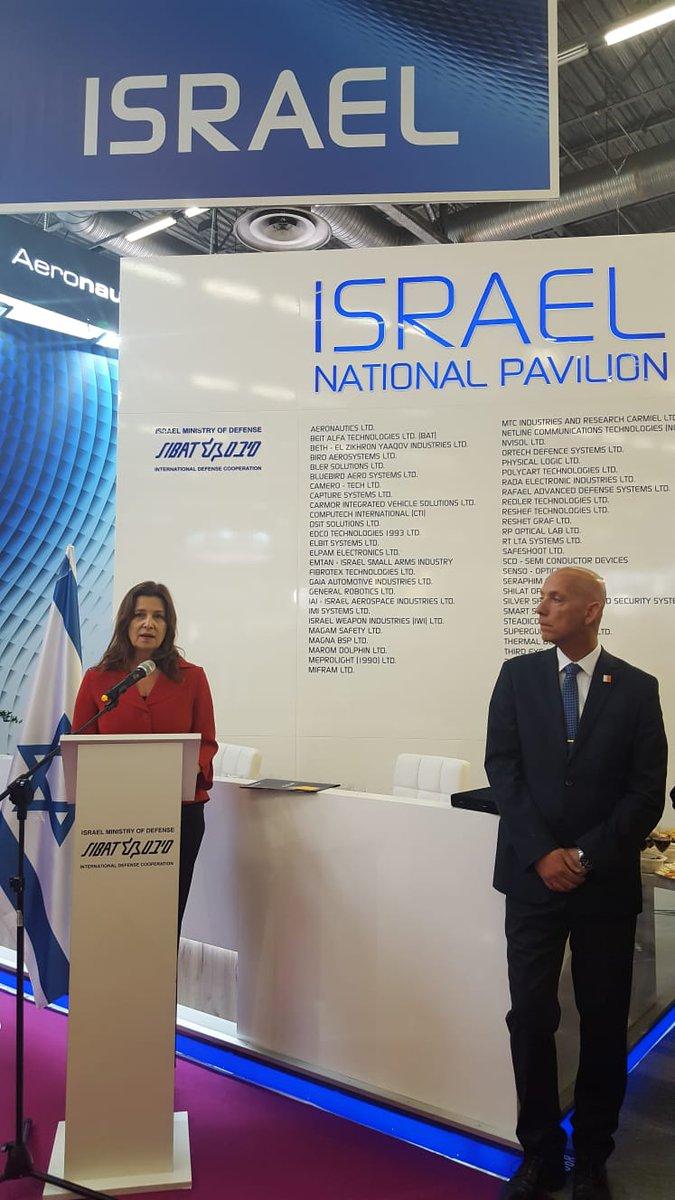 افتتاح معرض  Eurosatory 2018 الدولي للدفاع والأمن بباريس DfaQYoTXUAEXNJQ