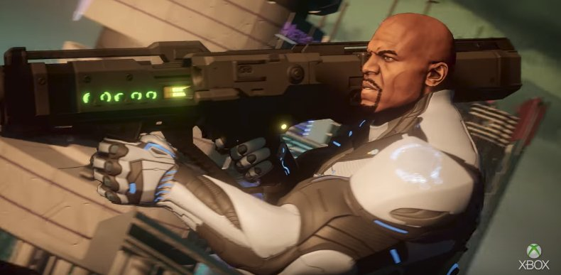 Crackdown 3 finally re-emerged at Microsoft's E3 conference yesterday: buff.ly/2sWB3dq