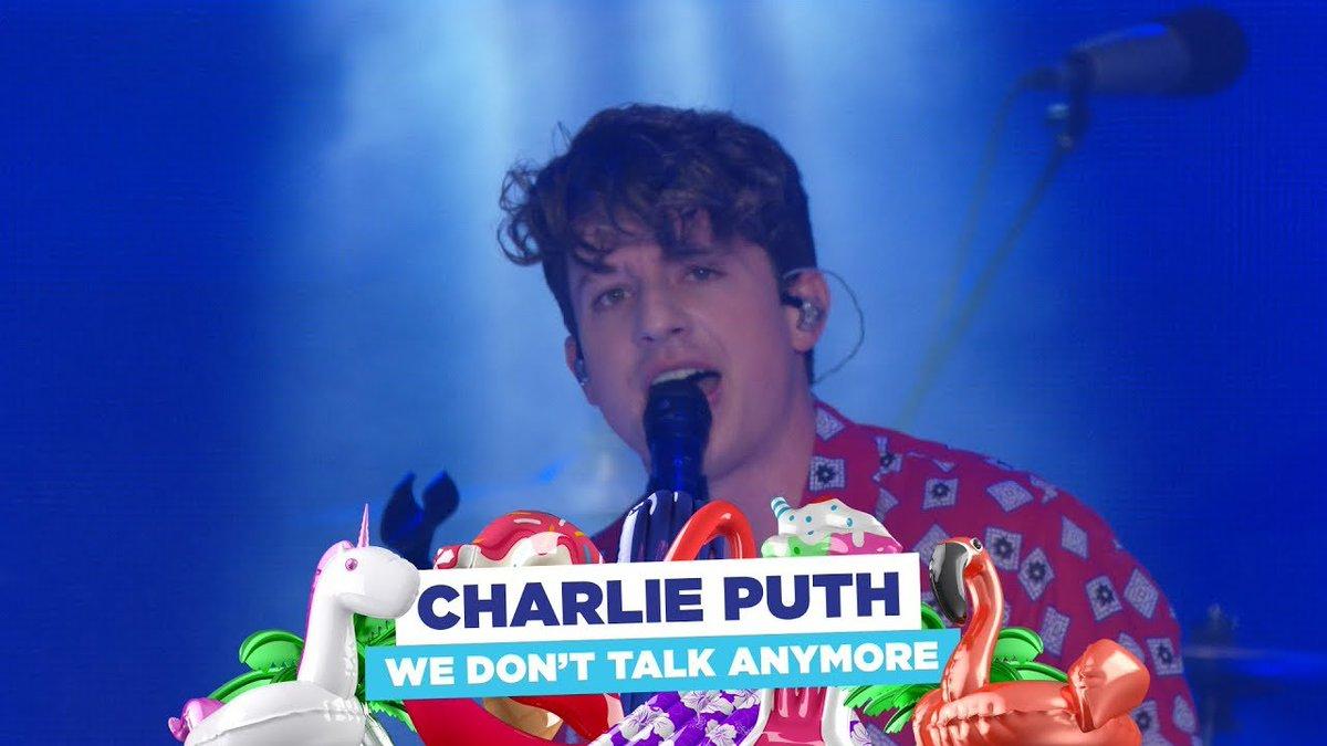 Hashtag #charlieputt su Twitter