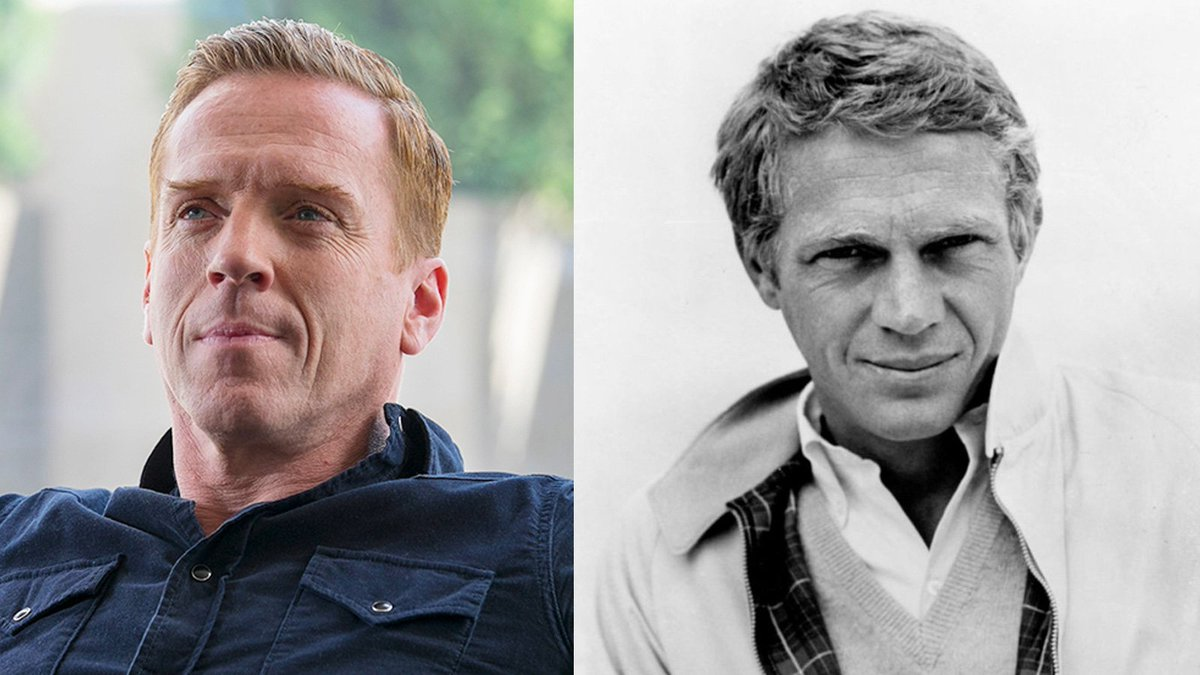 who played steve mcqueen in once upon a time in hollywood