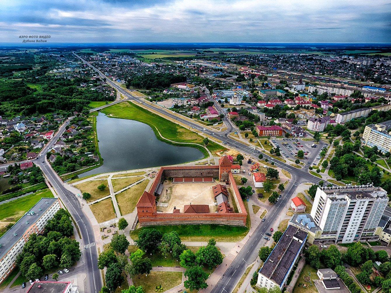 Фото города лиды
