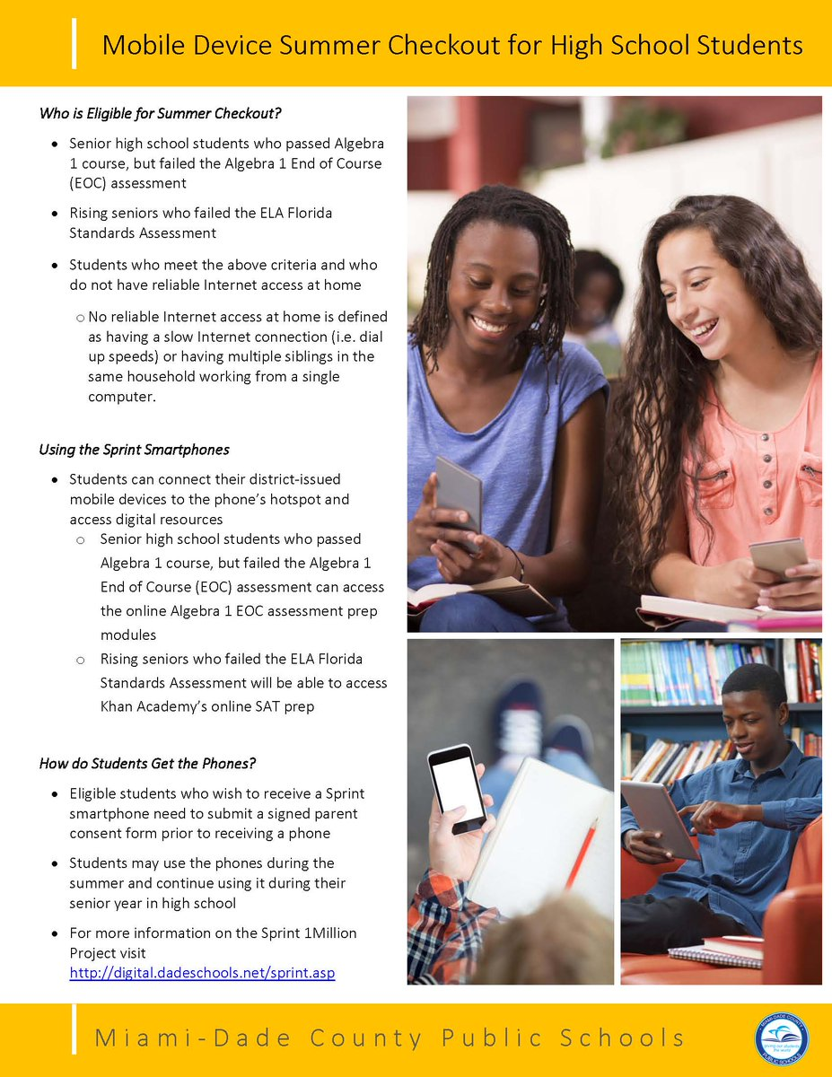 Miami Dade Schools On Twitter Did You Know That At Mdcps Offers A