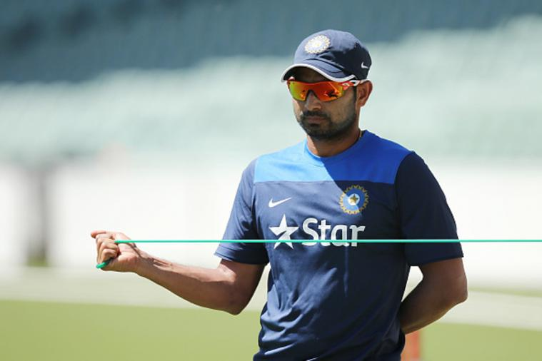 DfaitViUYAEHf92 - Mohammed Shami ruled out from Afghanistan Test