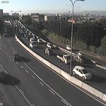 N2 Southbound Twitter Photo