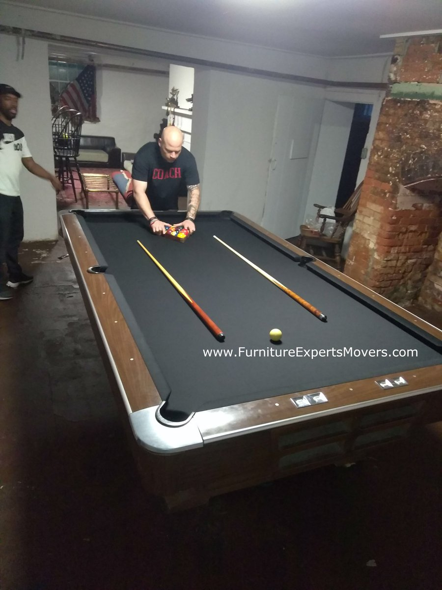 watch youtube table movers pool