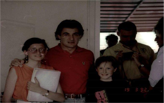 Happy Birthday Jean Alesi!         Gran Premio de México 1992