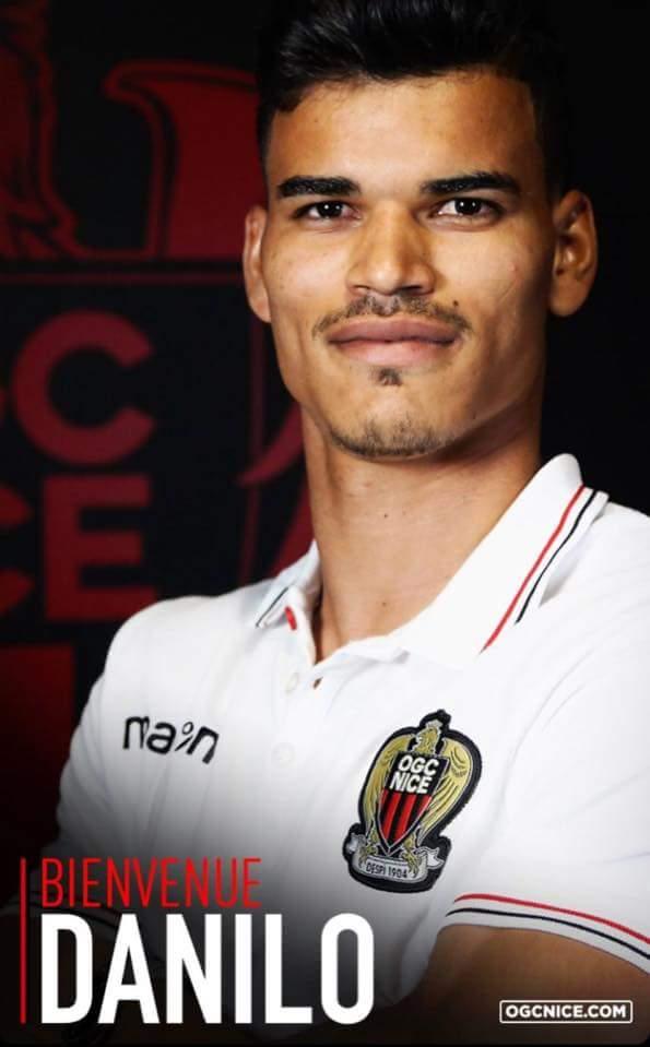 Bem-vindo ao @ogcnice, meu amigo #Danilo!! #OGCNice #Ligue1 @Ligue1Conforama
