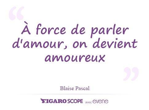 Blaise Pascal Citation Amour Selon Le Philosophe Blaise Pascal