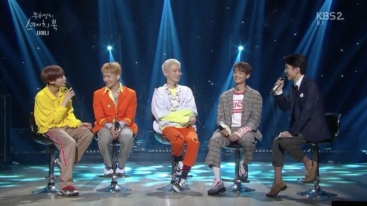 Our captain freak on twitter tv show 180611 yoo hee yeols our captain freak on twitter tv show 180611 yoo hee yeols sketchbook episode with shinee is now subbed kshow123 httpstpv9eey679d stopboris Image collections