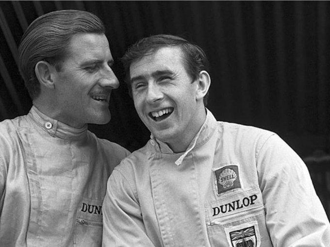 Wishing Sir Jackie Stewart a VERY HAPPY BIRTHDAY!
