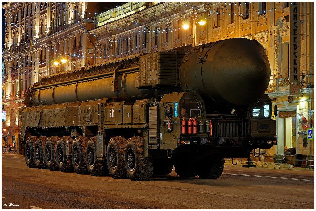 Фото ракеты тополь м