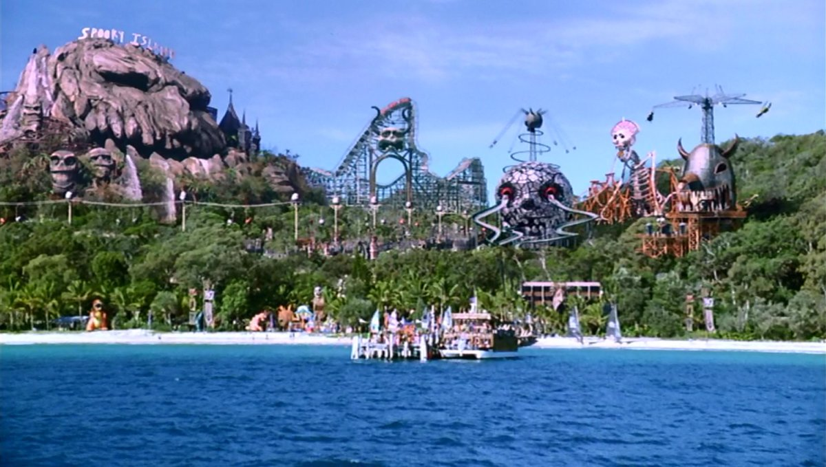 Petition for Universal Studios to build Spooky Island from the Scooby Doo movie