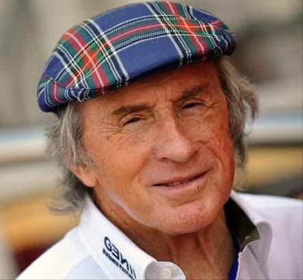 Happy 79th Birthday Sir Jackie Stewart!