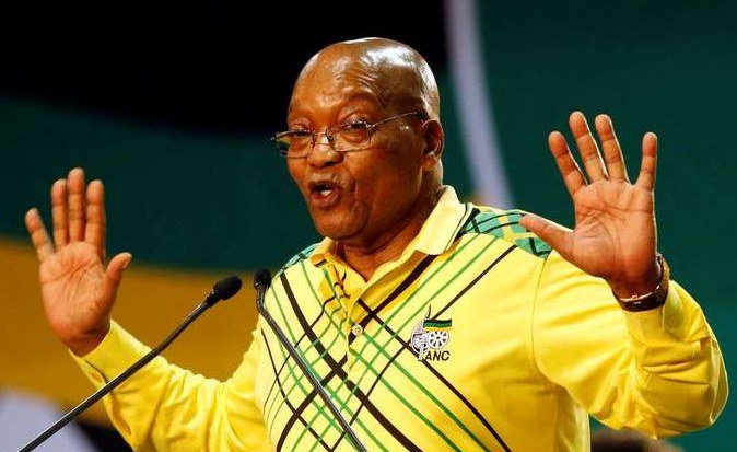 Is Former President Zuma Dividing the ANC For His Own Gain? https://t.co/Q7drGImkbL #SouthAfrica #Zuma