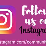Image for the Tweet beginning: Follow us on @instagram