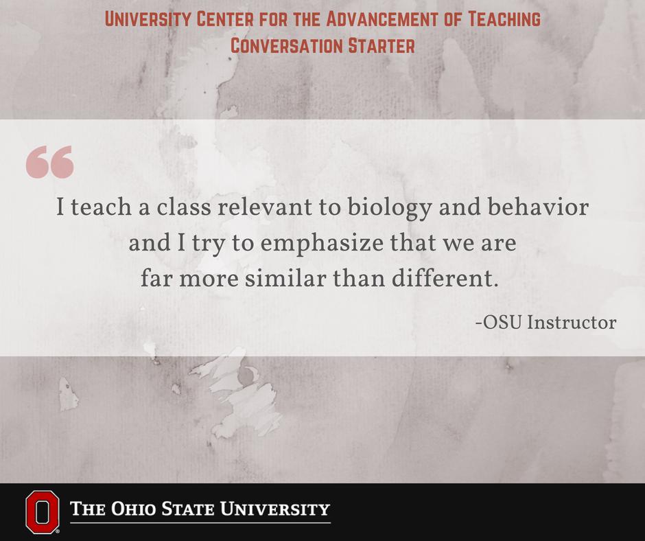 How do you address gender inequities in your classroom? #UCATconvo