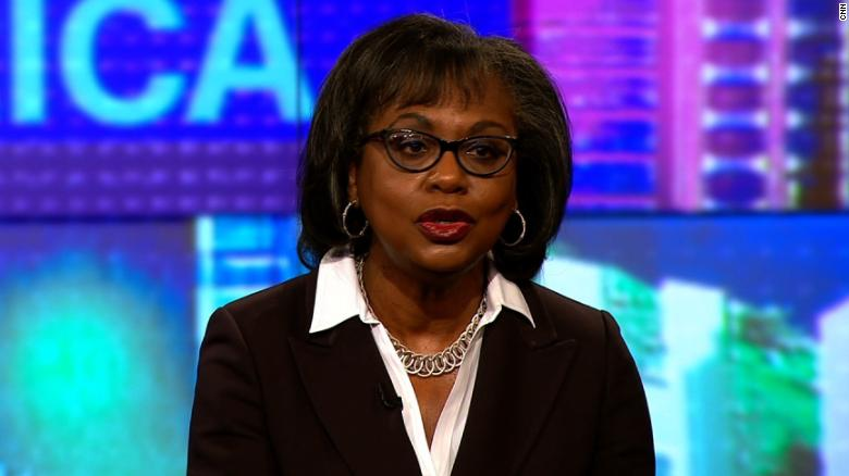 Anita Hill says there's a major difference between the #MeToo and #TimesUp movements and her own experiences with workplace harassment: 'I didn't have a hashtag' https://t.co/9R5KYffGXR