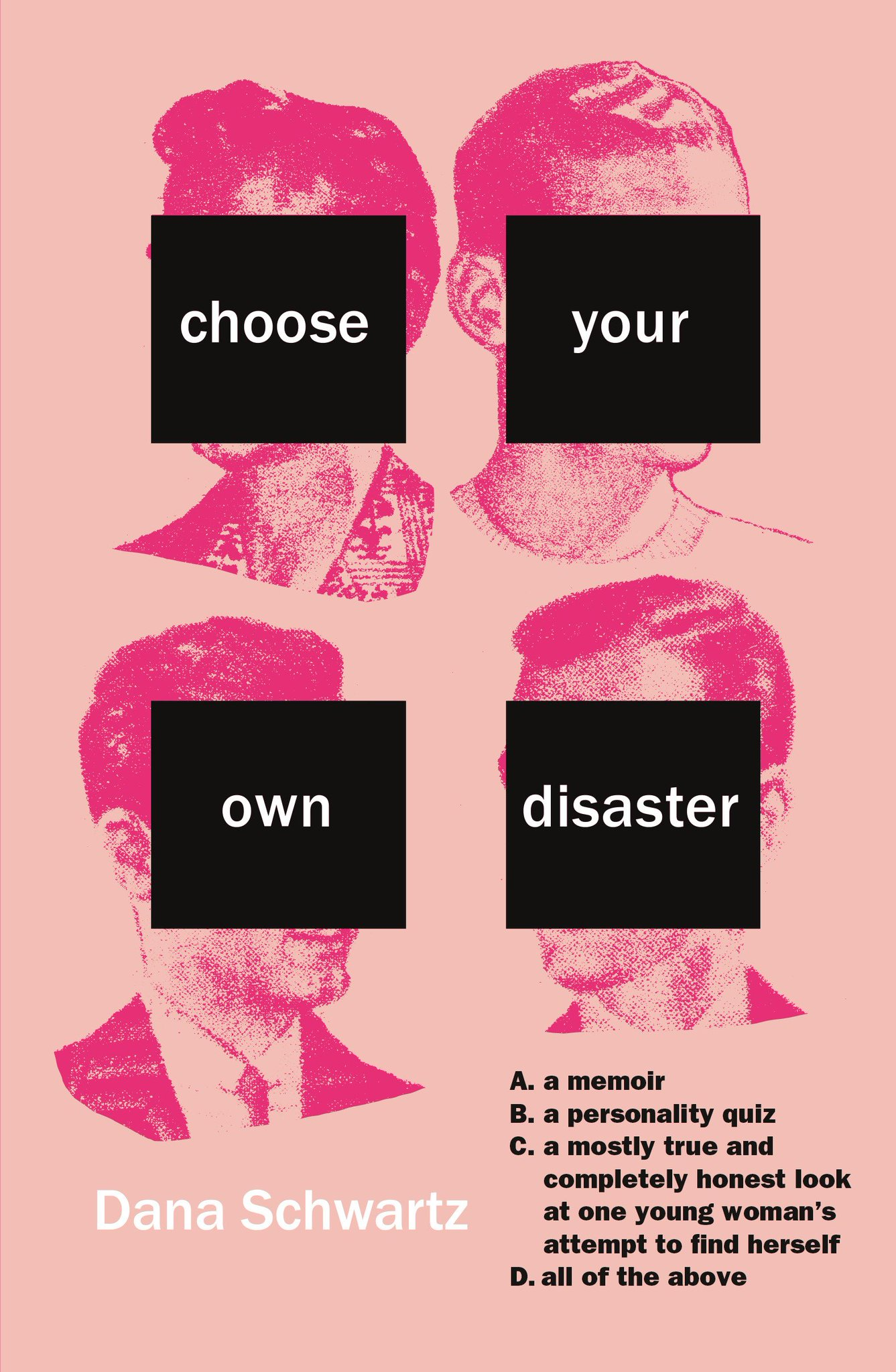 Cover of Choose Your Own Disaster