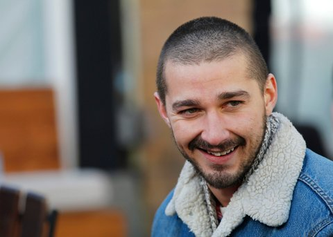 Happy Birthday to you Shia LaBeouf.    32 years old.