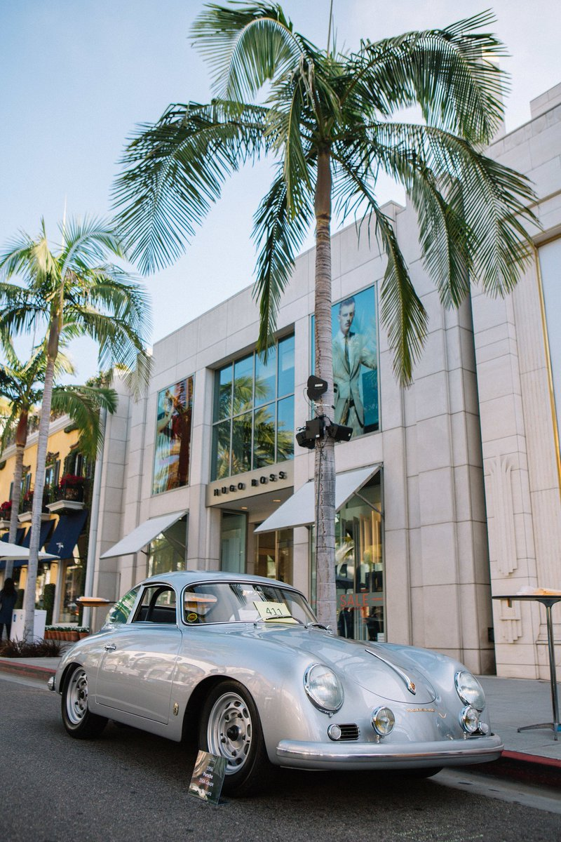 Beverly Hills On Twitter Happy FathersDay Enjoy A Car Show On - Beverly hills car show