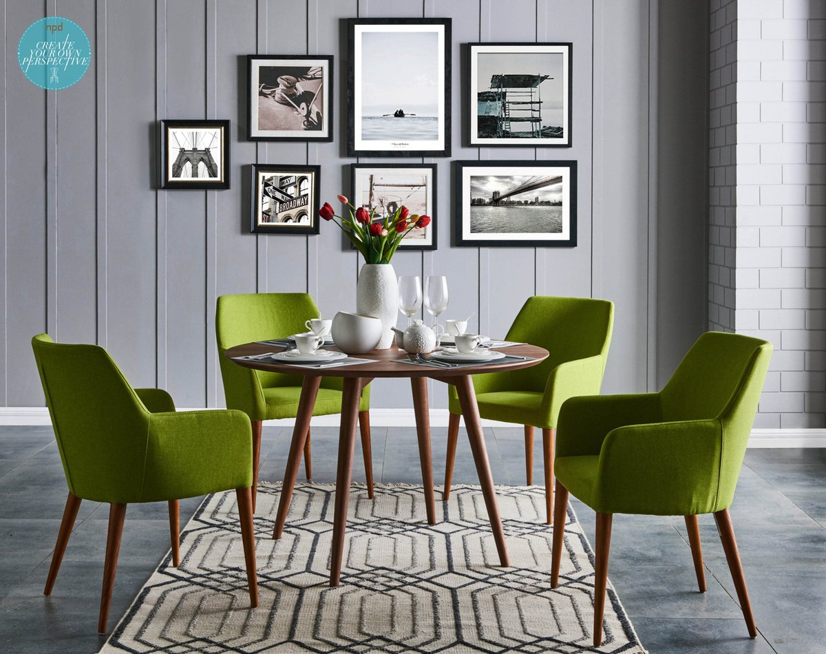 645d3b87c9 Versatile as an accent chair or as a dining chair to the Bradshaw Dining  Table