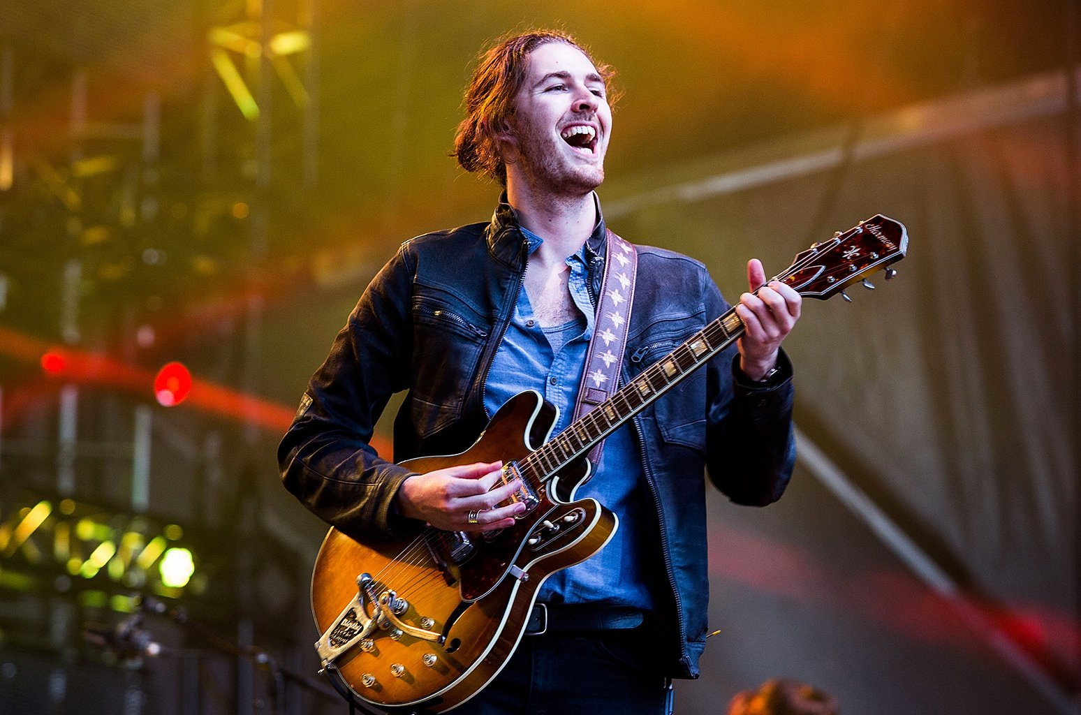 Hozier announces North American tour and says 'completion of the record is fast approaching' https://t.co/kfPLlBEvCx https://t.co/sw9JMbH6Aq