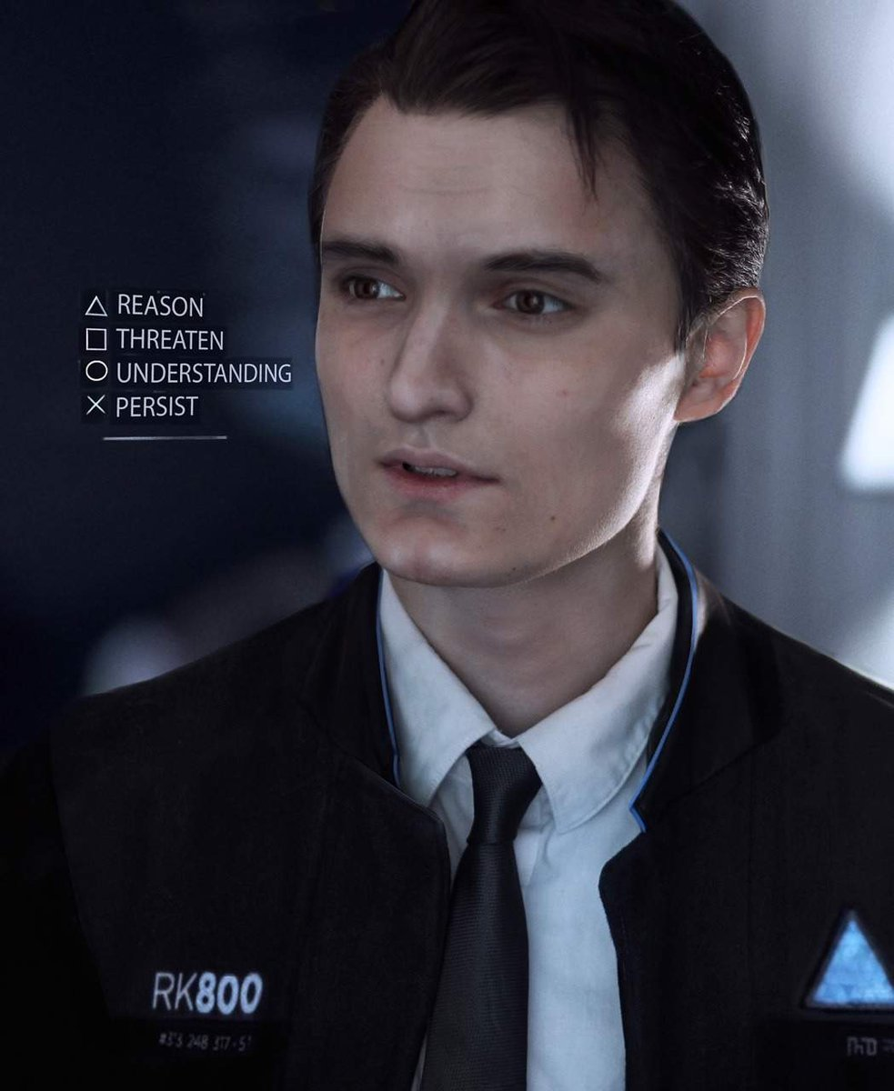 Quantic Dream Games Detroit Become Human On Twitter Detroitbecomehuman Connor Rk800 Cosplay By Kenny Macalister