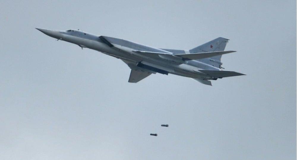 Rus hava kuvvetleri, militanların Palmiraya saldırısını engellemeye yardımcı oldu