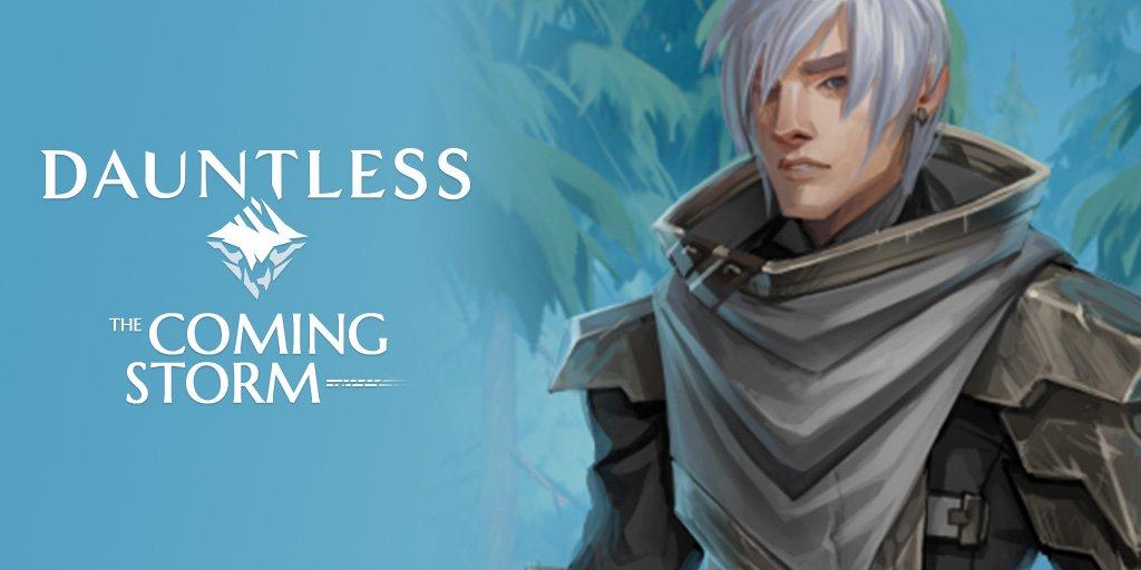 Dauntless's tweet -