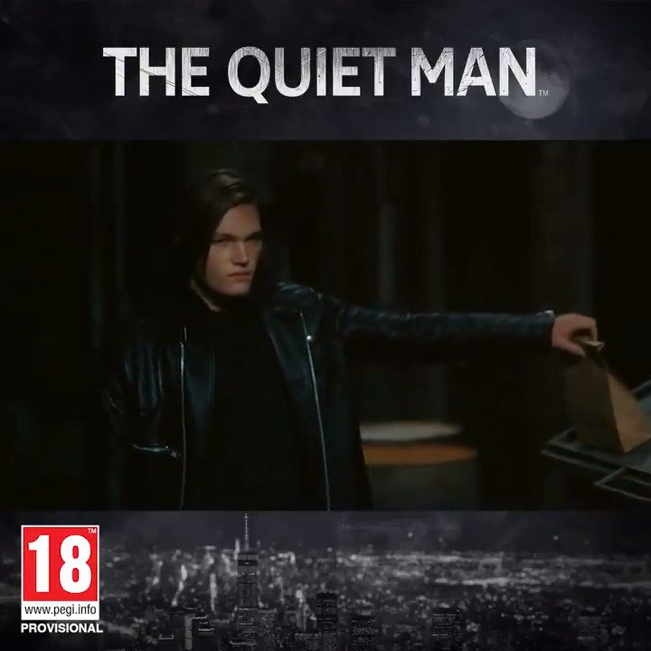 #TheQuietMan is an adrenaline-fueled motion picture like experience coming to PS4 & PC! Click here for more info: sqex.link/7a269