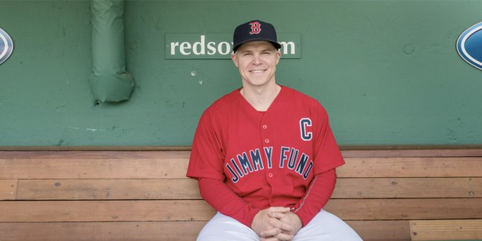 Happy birthday to our Jimmy Fund Captain, Brock Holt! Thank you for all that you do for the Jimmy Fund.