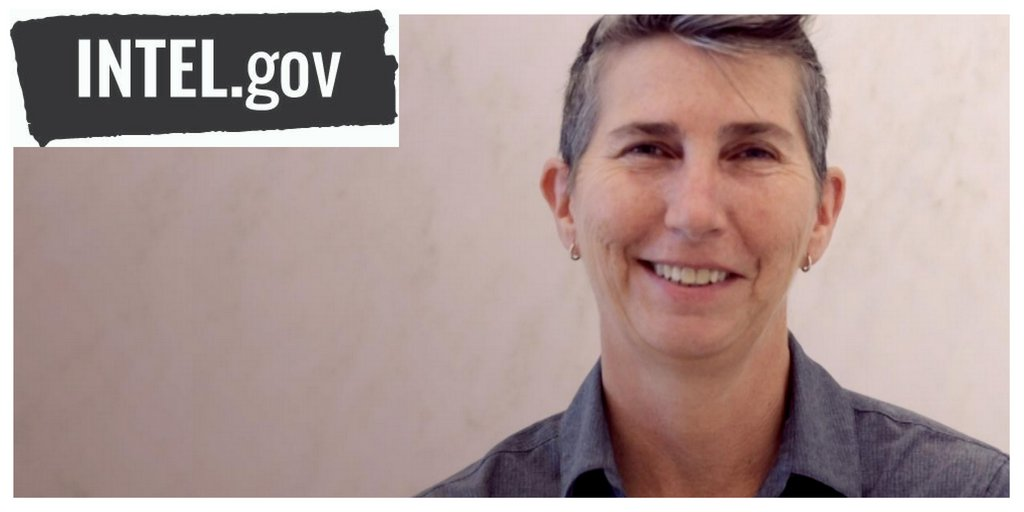 Breaking Through Cultural Barriers to Serve Her Country -- Meet @CIA's Tracey Ballard #barrierbreaker #wearetheIC #PrideMonth intelligence.gov/people/current…