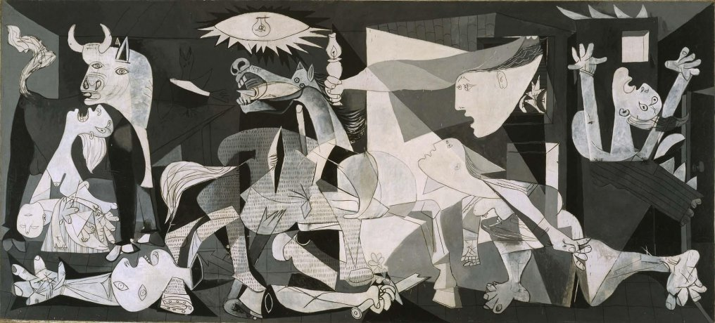 This is the state of horror and pain in #Yemen. Guernica 1937 (Picasso)